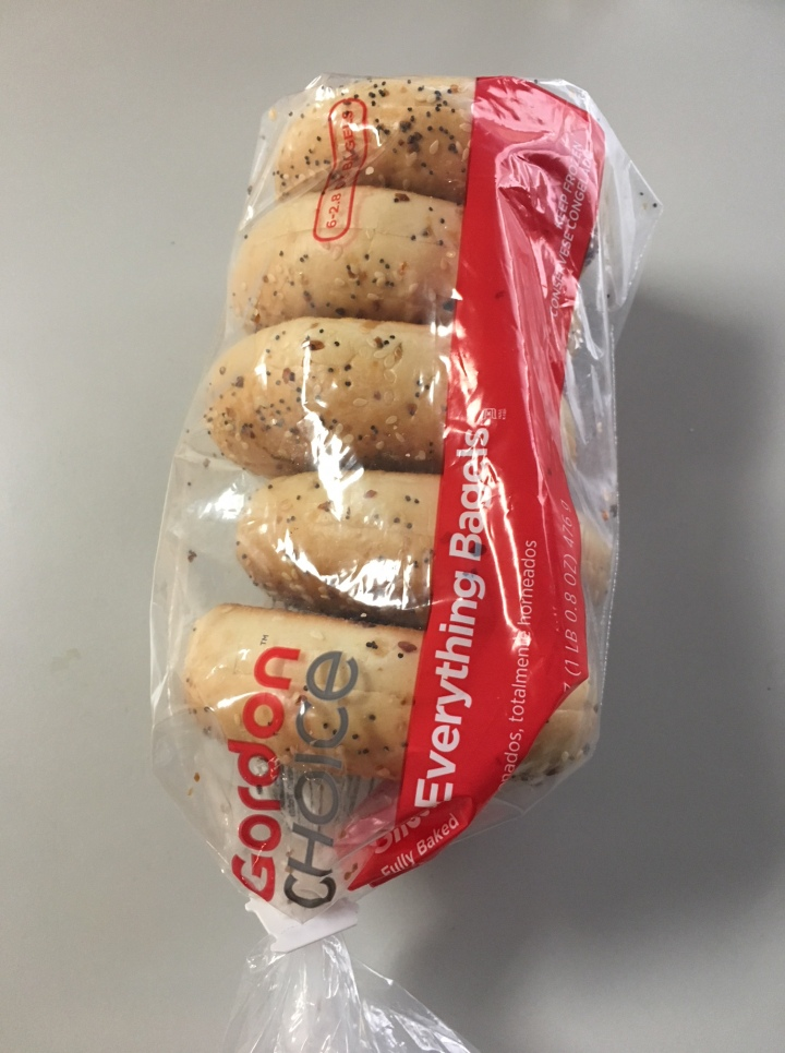 Gordon Choice Everything Bagels