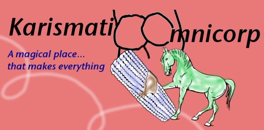 Karismatiq Omnicorp logo