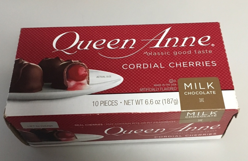 Box of Cherry Cordials